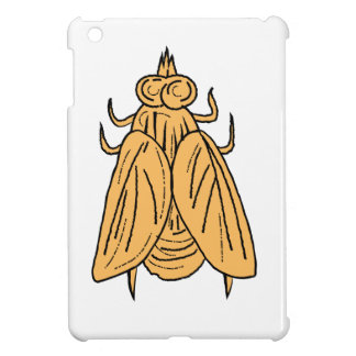 Fly Top View Drawing iPad Mini Covers