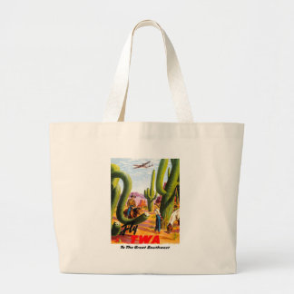 Fly TWA to the Great Southwest! Tote Bag