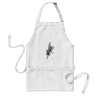 Fly vector design aprons