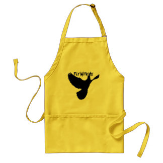 Fly With Me Standard Apron