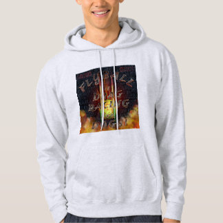 Flyball Flamz: Drag Racing for Dogs! Hoodie