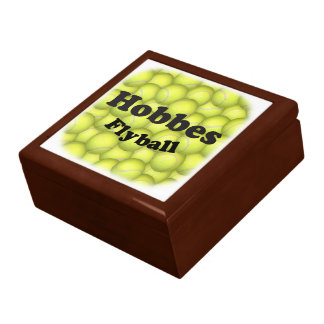 Flyball Hobbes, 100,000 Points Large Square Gift Box