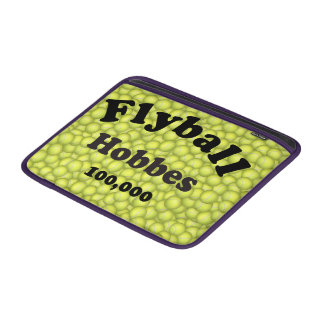 Flyball Hobbes, 100,000 Points MacBook Sleeve