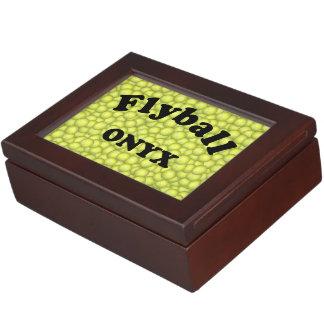 Flyball ONYX, 20,000 Points Keepsake Box
