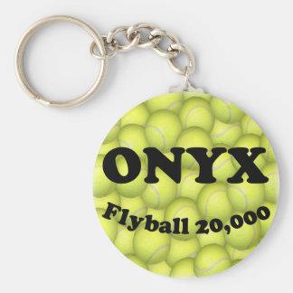 Flyball ONYX, 20,000 Points Key Ring