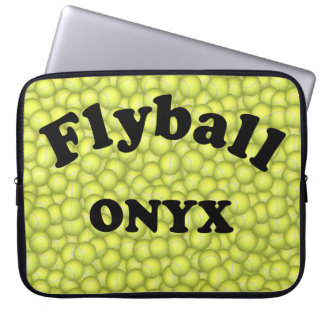 Flyball ONYX, 20,000 Points Laptop Sleeve