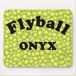 Flyball ONYX, 20,000 Points Mouse Pad