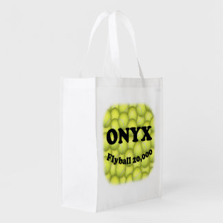 Flyball ONYX, 20,000 Points Reusable Grocery Bag