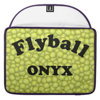 Flyball ONYX, 20,000 Points Sleeve For MacBooks