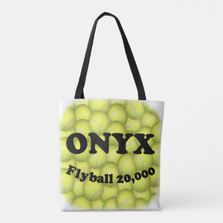 Flyball ONYX, 20,000 Points Tote Bag