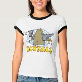 Flyball Sheltie T-Shirt