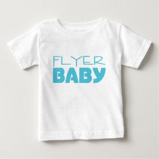 Flyer Baby Boy Baby T-Shirt