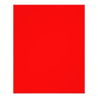 Flyer Red ~ Dark Blue