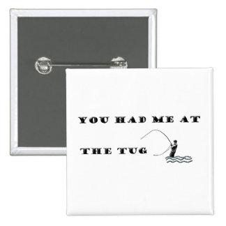 Flyfisherman You had me at the tug Pins