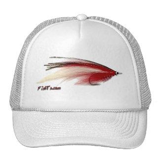 Flyfishing bait, tackle, lure, cap