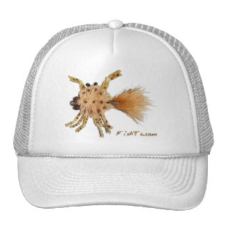 Flyfishing bait, tackle, lure, hat