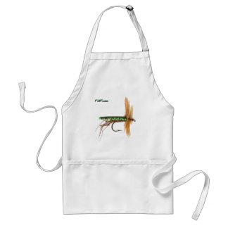 Flyfishing bait, tackle, lure, standard apron
