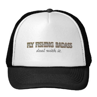 FLYFISHING TRUCKER HATS