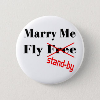 flyfree 6 cm round badge