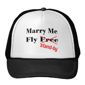 flyfree trucker hat