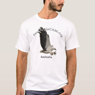 Flying Adult Sea-Eagle T-Shirt