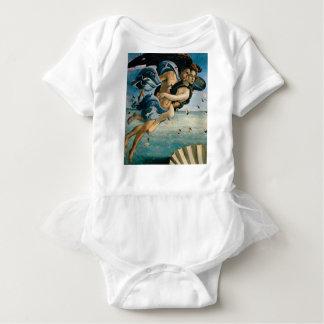 flying away in love baby bodysuit