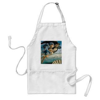 flying away in love standard apron