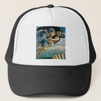 flying away in love trucker hat