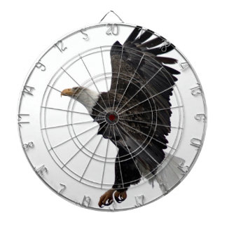 Flying Bald Eagle Dartboard