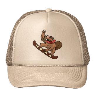 flying beaver cap