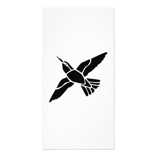 Flying Bird Photo Cards
