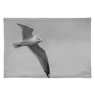 Flying bird placemat
