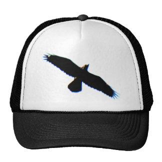 Flying Bird Silhouette Trucker Hat