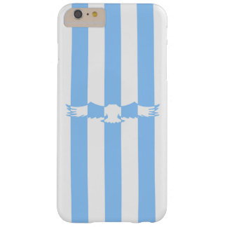 Flying Bird with Stripes Barely There iPhone 6 Plus Case