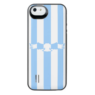 Flying Bird with Stripes iPhone SE/5/5s Battery Case
