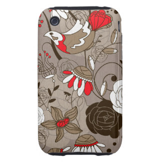 flying birds iPhone 3 tough covers