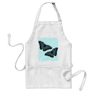 Flying Butterflies Standard Apron