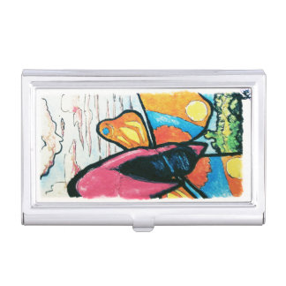 Flying Butterfly Heel shoe - card holder/box Business Card Cases
