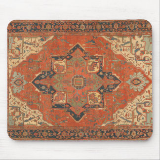 Flying Carpet Ride Mousepad