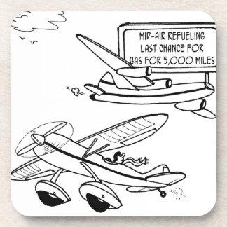 Flying Cartoon 3682 Coaster