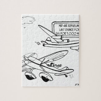 Flying Cartoon 3682 Jigsaw Puzzle