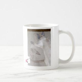 Flying Cats Coffee Mug