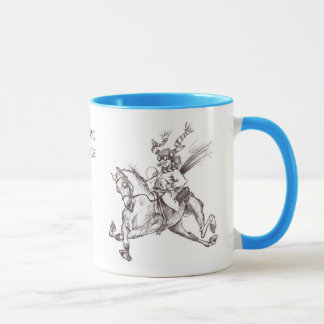 """Flying Changes"" JudeToo LB10 Mug"
