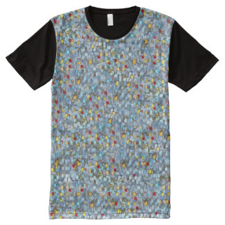 Flying Colours All-Over Print T-Shirt