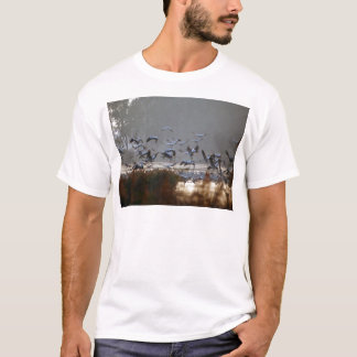 Flying cranes T-Shirt