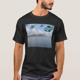 Flying Cubes T-Shirt