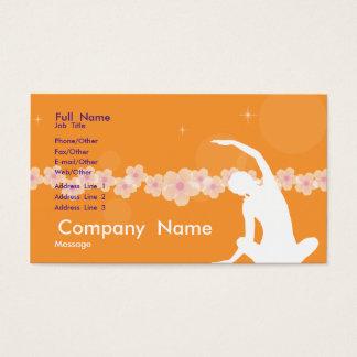 Flying Disc  Card