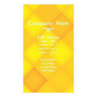 Flying Disc  Card Business Card