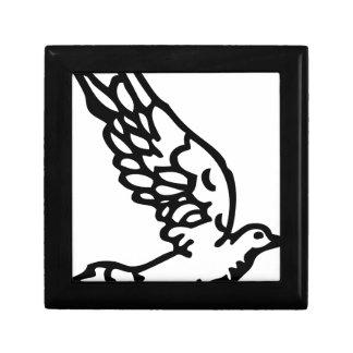 Flying Dove Gift Box