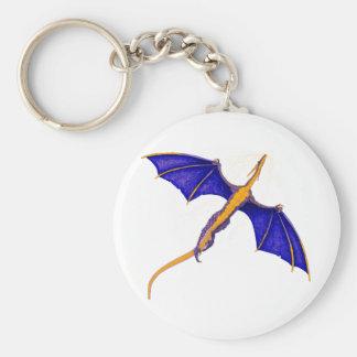 Flying Dragon Key Ring